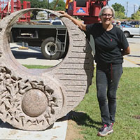 Tyler Junior College Hosting Several Sculptures Until August 2016